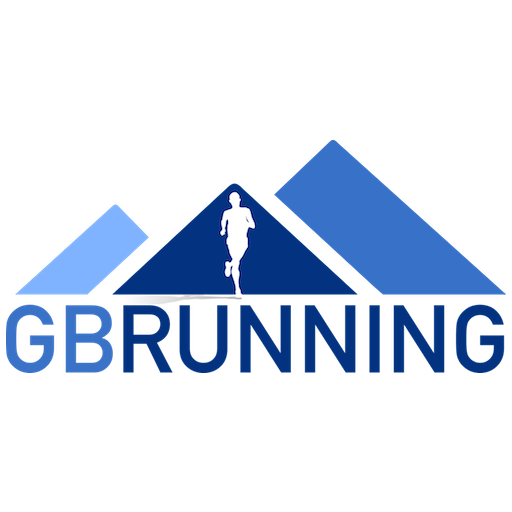 GB Running Sticky Logo